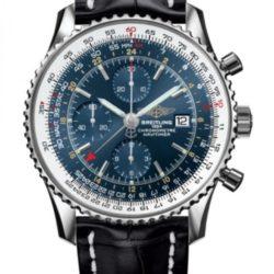 Ремонт часов Breitling A2432212/C651/760P/A20BA.1 Navitimer WORLD в мастерской на Неглинной