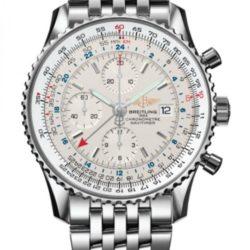 Ремонт часов Breitling A2432212/G571/443A Navitimer WORLD в мастерской на Неглинной
