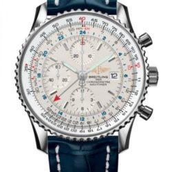 Ремонт часов Breitling A2432212/G571/746P/A20BA.1 Navitimer WORLD в мастерской на Неглинной