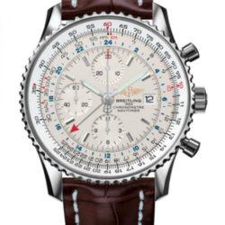 Ремонт часов Breitling A2432212/G571/756P/A20BA.1 Navitimer WORLD в мастерской на Неглинной