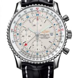 Ремонт часов Breitling A2432212/G571/760P/A20BA.1 Navitimer WORLD в мастерской на Неглинной
