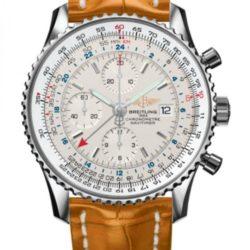 Ремонт часов Breitling A2432212/G571/896P/A20BA.1 Navitimer WORLD в мастерской на Неглинной