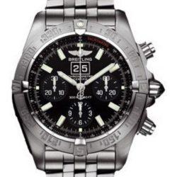 Ремонт часов Breitling A4459C0 Black-SS Chronomat Blackbird в мастерской на Неглинной