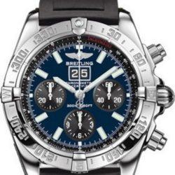 Ремонт часов Breitling A4459C0 SS-Blue&Black-DiverPro Chronomat Blackbird в мастерской на Неглинной