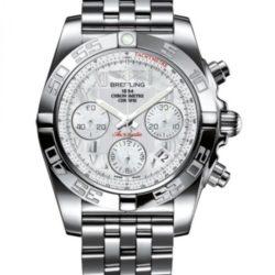 Ремонт часов Breitling AB 014012/A746/378A Chronomat 41 в мастерской на Неглинной