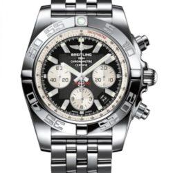 Ремонт часов Breitling AB011012/B967/375A Chronomat 44 в мастерской на Неглинной