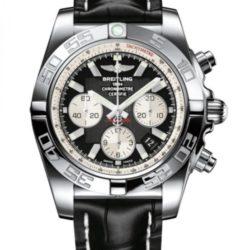Ремонт часов Breitling AB011012/B967/743P/A20BA.1 Chronomat 44 в мастерской на Неглинной