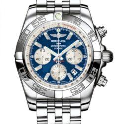 Ремонт часов Breitling AB011012/C788/375A Chronomat 44 в мастерской на Неглинной
