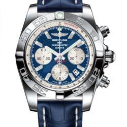 Ремонт часов Breitling AB011012/C788/731P/A20BA.1 Chronomat 44 в мастерской на Неглинной