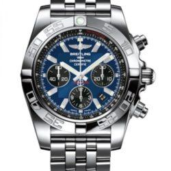 Ремонт часов Breitling AB011012/C789/375A Chronomat 44 в мастерской на Неглинной