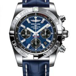 Ремонт часов Breitling AB011012/C789/731P/A20BA.1 Chronomat 44 в мастерской на Неглинной