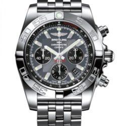Ремонт часов Breitling AB011012/F546/375A Chronomat 44 в мастерской на Неглинной