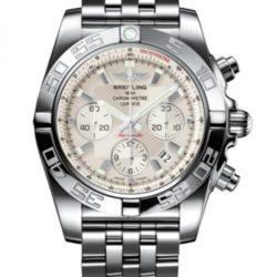 Ремонт часов Breitling AB011012/G684/375A Chronomat 44 в мастерской на Неглинной