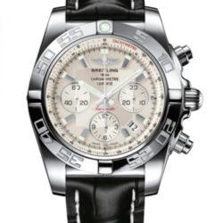 Ремонт часов Breitling AB011012/G684/743P/A20BA.1 Chronomat 44 в мастерской на Неглинной