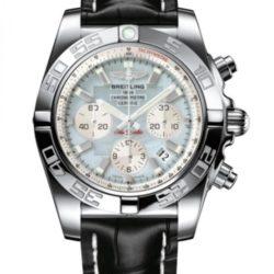 Ремонт часов Breitling AB011012/G685/743P/A20BA.1 Chronomat 44 в мастерской на Неглинной