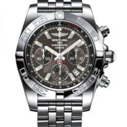 Ремонт часов Breitling AB011012/M524/375A Chronomat 44 в мастерской на Неглинной
