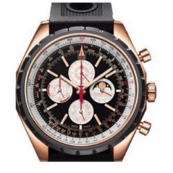 Ремонт часов Breitling RG-Black&White-Rubber Chrono-Matic QP в мастерской на Неглинной