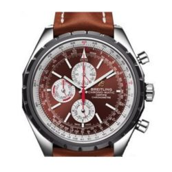 Ремонт часов Breitling SS-Brown&Silver_BrLeath Chrono-Matic 1461 в мастерской на Неглинной