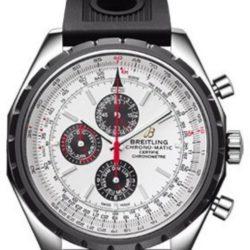 Ремонт часов Breitling SS-WH&BL_Rubber Chrono-Matic 1461 в мастерской на Неглинной