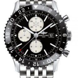 Ремонт часов Breitling Y2431012|BE10|443A Chrono-Matic Chronoliner в мастерской на Неглинной