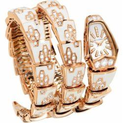 Ремонт часов Bvlgari 101985 Sarpenti Jewellery в мастерской на Неглинной