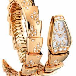 Ремонт часов Bvlgari 101995 Sarpenti Jewellery в мастерской на Неглинной