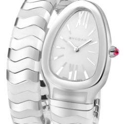 Ремонт часов Bvlgari 102182 Sarpenti Spiga в мастерской на Неглинной