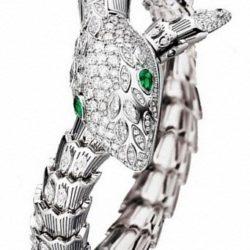 Ремонт часов Bvlgari 102238 Sarpenti High Jewellery в мастерской на Неглинной