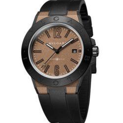 Ремонт часов Bvlgari 102306 Diagono Magnesium в мастерской на Неглинной