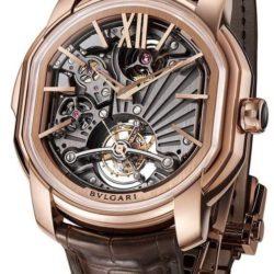 Ремонт часов Bvlgari 102361 Daniel Roth Carillon Tourbillon в мастерской на Неглинной