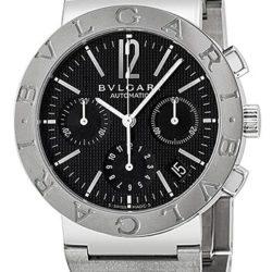 Ремонт часов Bvlgari BB38BSSDCH/N Bvlgari Chronograph 38 mm в мастерской на Неглинной