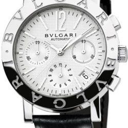 Ремонт часов Bvlgari BB38WSLDCH/N Bvlgari Chronograph 38 mm в мастерской на Неглинной
