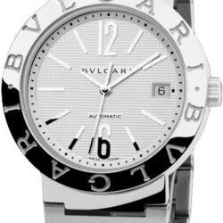 Ремонт часов Bvlgari BB38WSSDAUTO/N Bvlgari Automatic 38 mm в мастерской на Неглинной