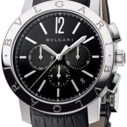 Ремонт часов Bvlgari BB41BSLDCH Bvlgari Chronograph 42 mm в мастерской на Неглинной