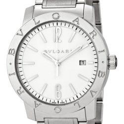 Ремонт часов Bvlgari BB41WSSD Bvlgari Automatic Date 41 mm в мастерской на Неглинной