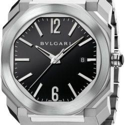 Ремонт часов Bvlgari BGO41BSSD Gefica Gerald Genta Octo Octo Automatic в мастерской на Неглинной