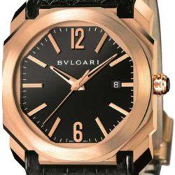 Ремонт часов Bvlgari BGOP41BGLD Gefica Gerald Genta Octo Octo Automatic в мастерской на Неглинной