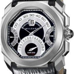 Ремонт часов Bvlgari BGOW45BGLDCHQR Gefica Gerald Genta Octo Quadro Retro в мастерской на Неглинной
