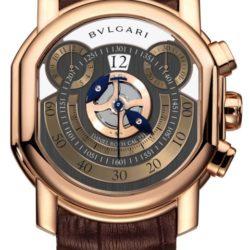Ремонт часов Bvlgari BRRP46C14GLCHP Daniel Roth Chronograph в мастерской на Неглинной