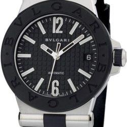 Ремонт часов Bvlgari DG35BSVD Diagono Automatic 35 mm в мастерской на Неглинной