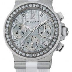 Ремонт часов Bvlgari DG35WSDWVDCH/8 Diagono Chronograph 35 mm в мастерской на Неглинной