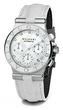 Ремонт часов Bvlgari DG35WSLDCH/9 Diagono Chronograph 35 mm в мастерской на Неглинной