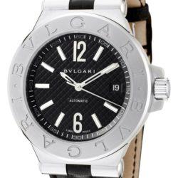 Ремонт часов Bvlgari DG40BSLD Diagono Automatic 40 mm в мастерской на Неглинной