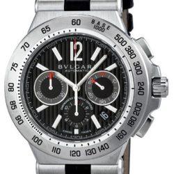Ремонт часов Bvlgari DP42BSLDCH Diagono Professional Chronograph 42 mm в мастерской на Неглинной