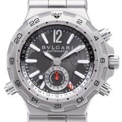 Ремонт часов Bvlgari DP42C14SSDGMT Diagono Professional GMT в мастерской на Неглинной