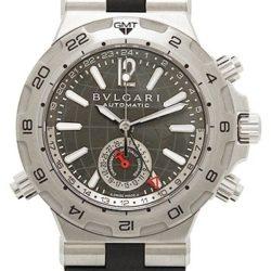 Ремонт часов Bvlgari DP42C14SVDGMT Diagono Professional GMT в мастерской на Неглинной