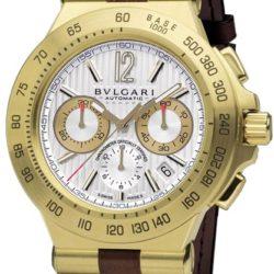 Ремонт часов Bvlgari DP42C6GLDCH Diagono Professional Chronograph 42 mm в мастерской на Неглинной