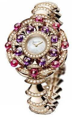 Ремонт часов Bvlgari DVP39WGD1GD1AR Mediterranean Eden Diva в мастерской на Неглинной