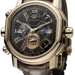 Ремонт часов Bvlgari Grande Sonnerie Quantieme Perpetual Daniel Roth Pink Gold в мастерской на Неглинной