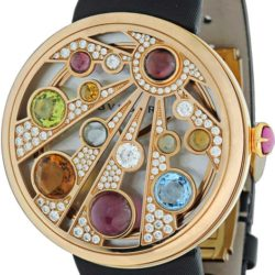Ремонт часов Bvlgari MEP40WGCDL Mediterranean Eden Pink Gold в мастерской на Неглинной